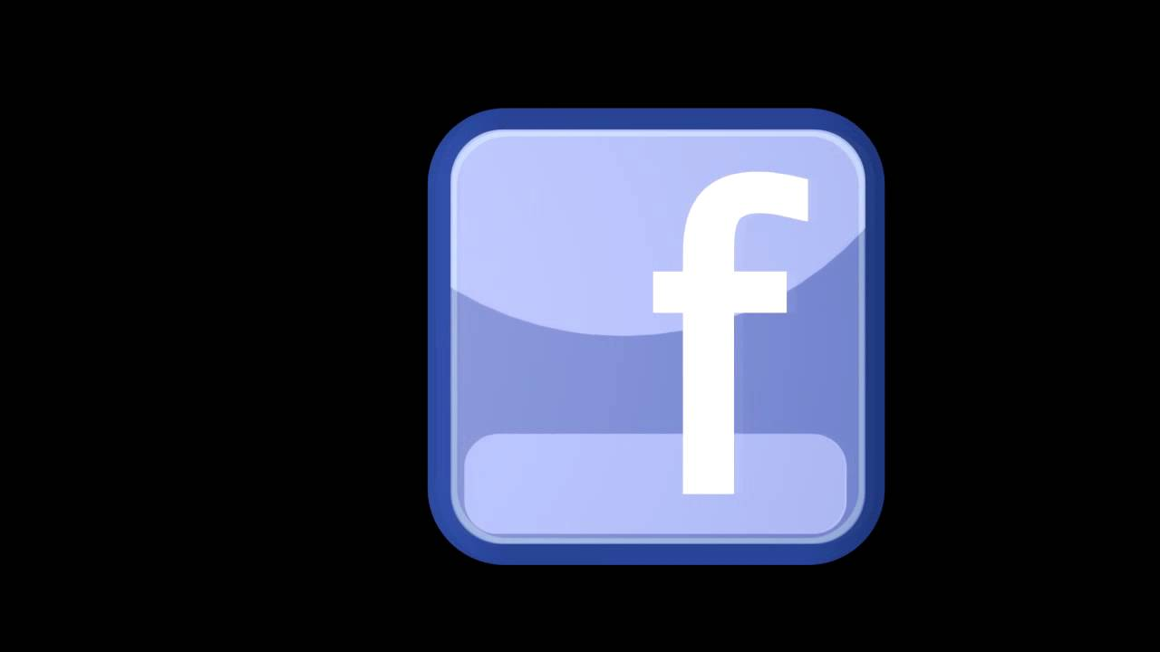Facebook and Twitter logo 3d Free download - YouTube