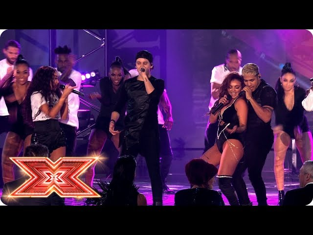Little Mix bring the Power & CNCO to The X Factor Final! | Final | The X Factor 2017