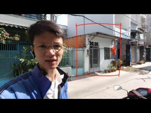 Video nhà bán hẻm  Hương Lộ 2 Bình Trị Đông A quận Bình Tân