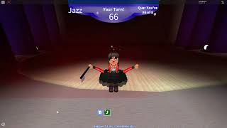 Roblox-Dance Your Blox Off-Exs and Ohs-Jazz