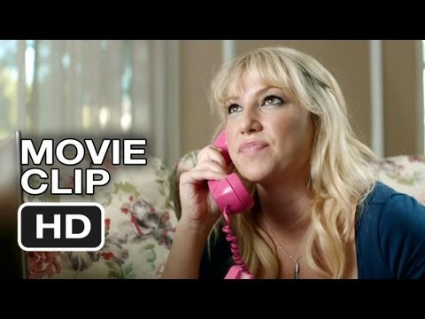 For A Good Time Call Movie CLIP - Pink Phone (2012) Justin Long Movie HD