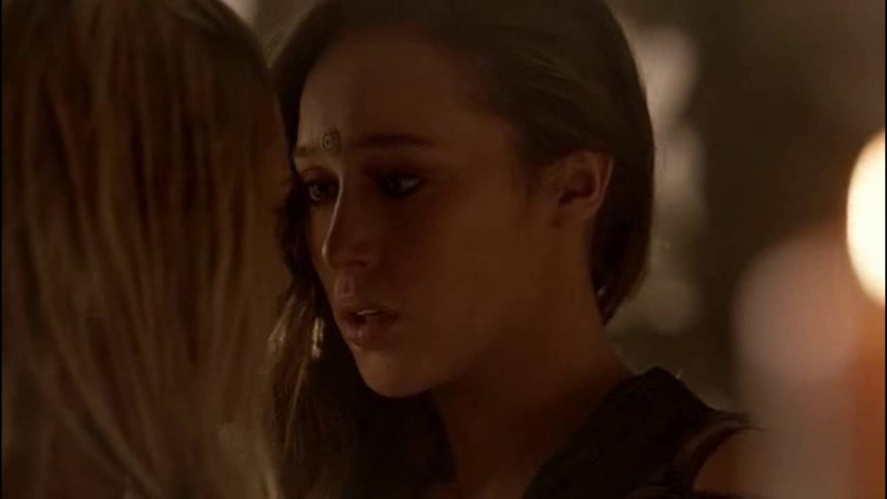 lexa and clarke relationship with god