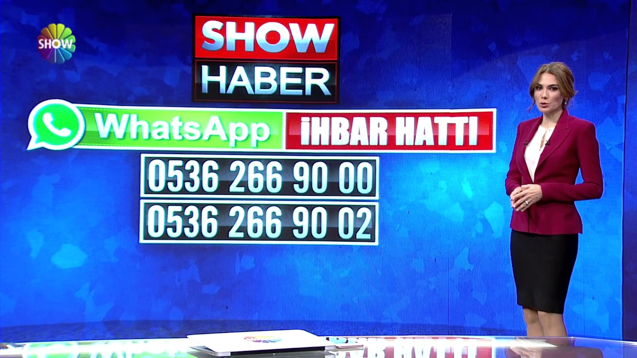 Show Tv Whatsapp Ihbar Hatti