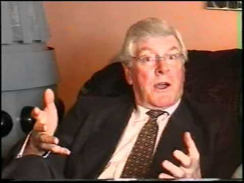 "Peter Purves (""Steven"" in Doctor Who) Wine & Dine Interview 2001"