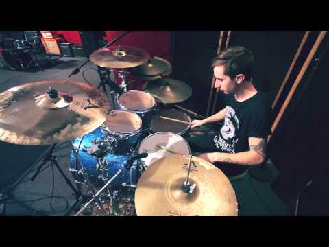 "Doug Court of Sirens & Sailors ""Exorcist"" Drum Play Through"