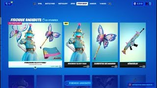 Fortnite Item Shop vom 18.4.2021