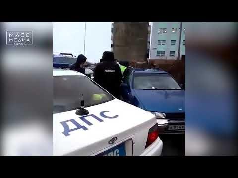 Поймали злостную нарушительницу