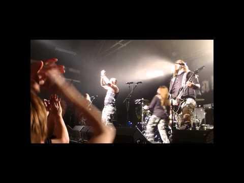 Sabaton - North America Tour April/May 2014