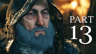 Assassin's Creed Unity Walkthrough Part 13 - THE PROPHET (AC Unity) Sequence 5 Memory 3