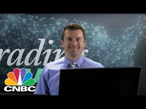 Trader Takes A Bet On The VXX | Trading Nation | CNBC