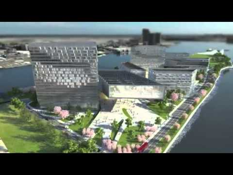 Cornell NYC Tech Campus: Coming in 2017