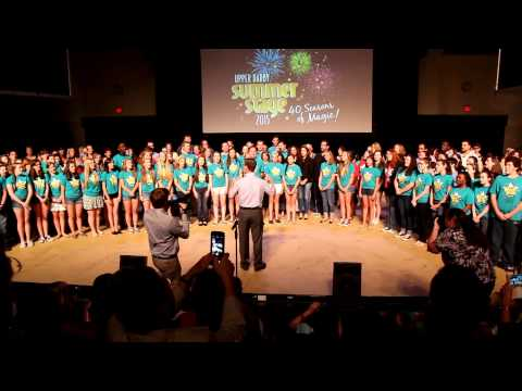 Tina Fey joins Upper Darby Summer Stagers to Fill the World with Love