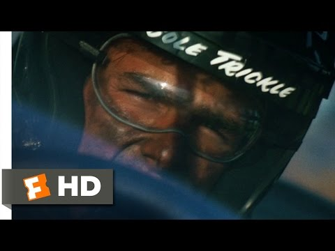 Days of Thunder (8/9) Movie CLIP - Drive Through It (1990) HD