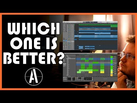 Logic Pro X Vs Ableton Live - Which One Is Better?