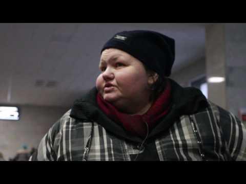 Ирина. Проживает на Ярославском вокзале в Москве