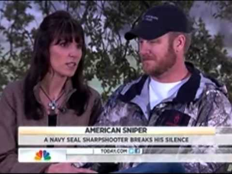 Jury seated for trial over Chris Kyle's death - YouTube