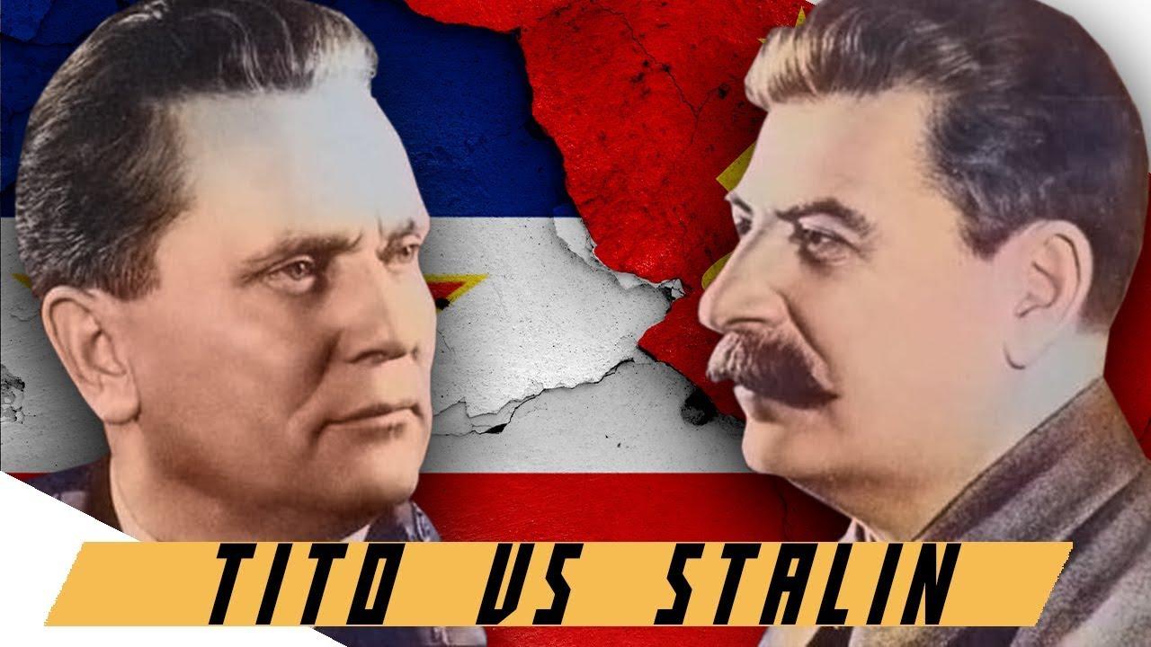 Tito vs Stalin - COLD WAR DOCUMENTARY