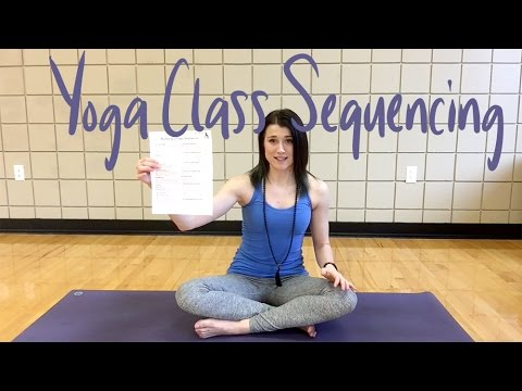 10 Steps to Sequence a Yoga Class