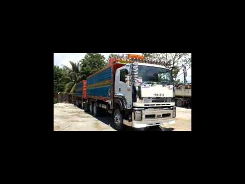 รถบรรทุกแต่ง สวยๆ 2  The Trucks beautiful of Thailand 2