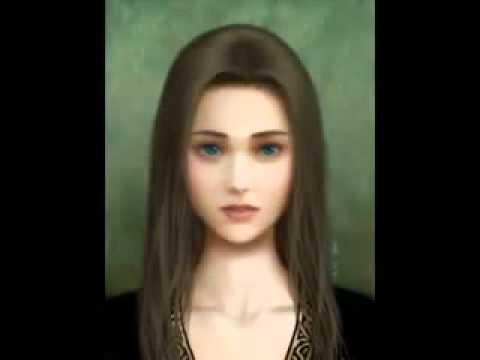 Девушка   иллюзия  Реально страшно