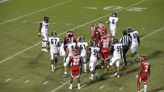 Denbigh vs Hampton Football 10-31-19