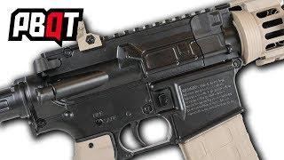 M4 Paintball Gun Roccopiazzavlogs