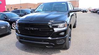 2019 Ram Bighorn Midnight Walk Around