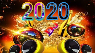 Happy New Year 2020 Dj Remix Music Song Ful Hard Bass Frends Ends Invitation Dj Music 2020