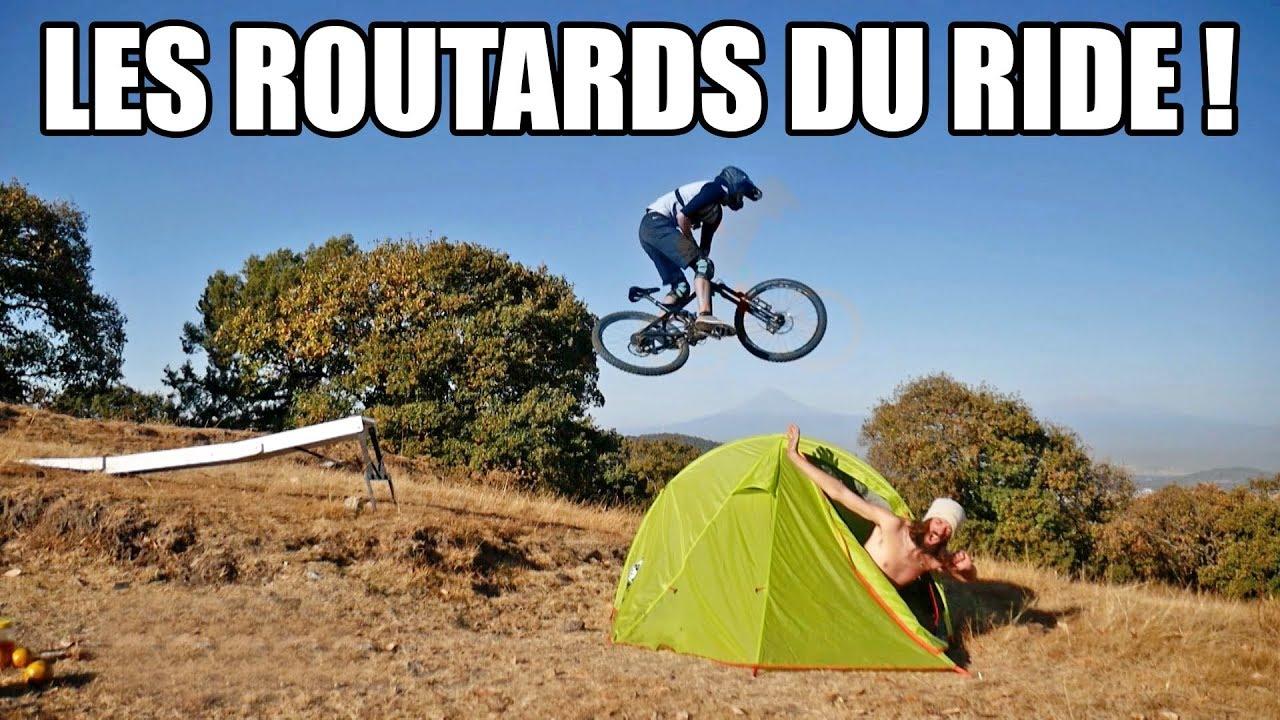 Globe-Riders : les nouveaux routards du ride ! (VTT, Skate & Longboard)