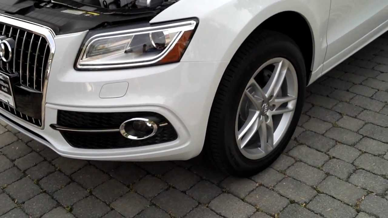 Supercharged Audi Q5 As Fast A Sports Car