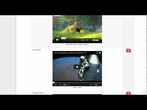 LiveCom for WordPress - A Live Blogging Plugin : Media Embedding Highlight