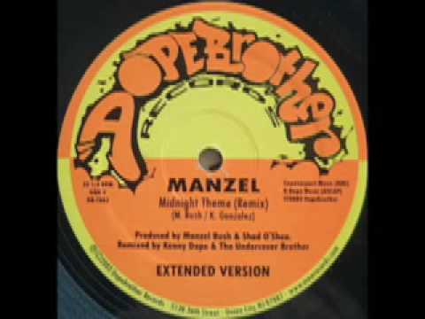 Manzel - Midnight Theme (Extended Remix)