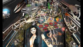 Dream Pinball 3D Two Worlds Theme
