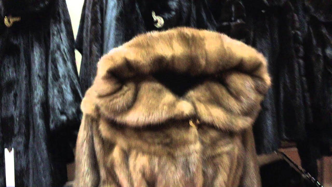 Норковые шубы из Греции и кожаные дубленки - YouTube