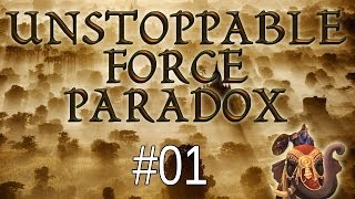 Unstoppable Force Paradox - Part 1 - A Violent Origin