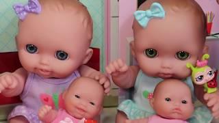 Пупсики Играют в Куклы/ Катают на Коляске Игрушки/ Зырики ТВ Детский канал