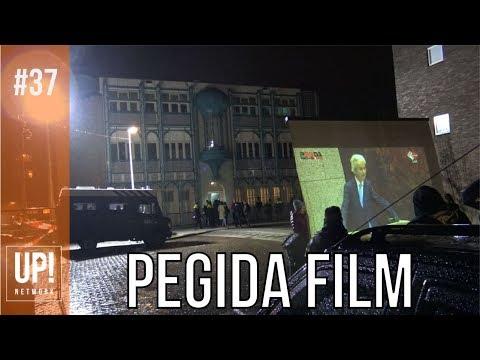 37. Filmprotest van Pegida in Utrecht!
