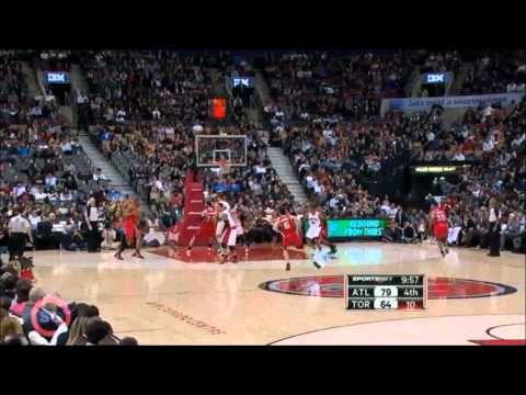 Tracy McGrady Hawks 2011-2012 Full HD