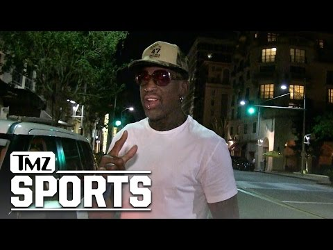 Dennis Rodman Has Advice For Scottie Pippen | TMZ Sports