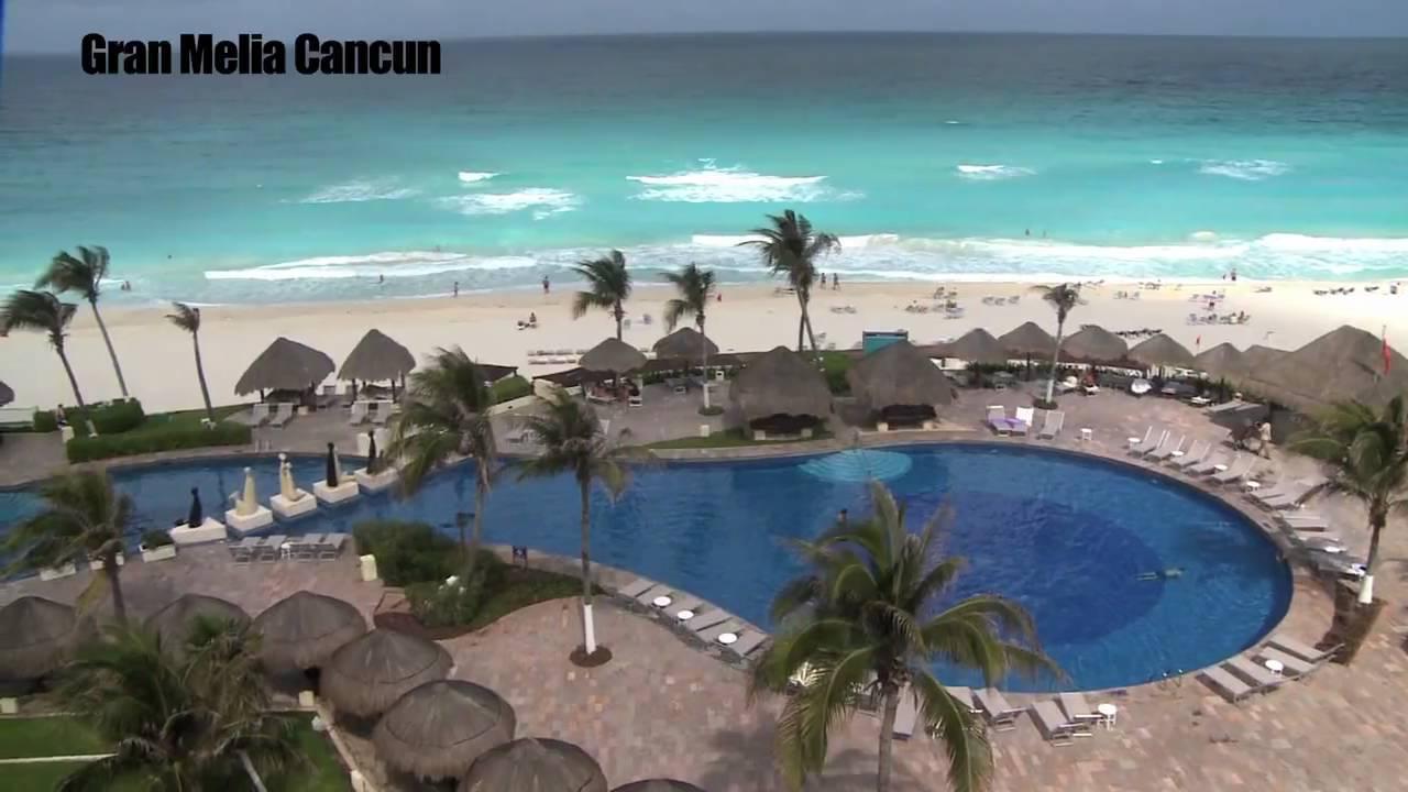 Cancun Gran Melia Cancun Guest Reviews Youtube