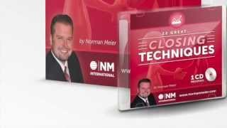 Norman Meier - Increase your sales and market your products