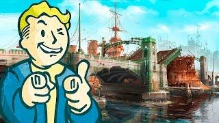 Тридогнайт про интересные места в Fallout 4