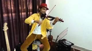 Violin Of Mohabbatein Romantic Theme by R.D {Violinist}