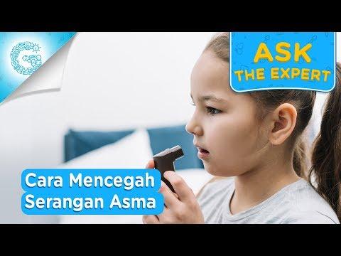 Cara Mencegah Asma - Dr. L. Aswin, Sp.PD