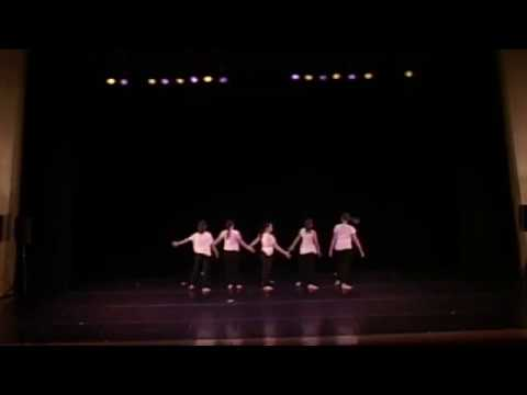 University of Kentucky Dance Ensemble - Shut Up And Say Something
