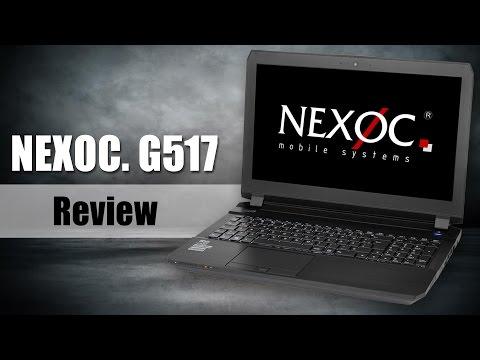 NEXOC. G517 - ultradünnes Gaming-Notebook! - Review