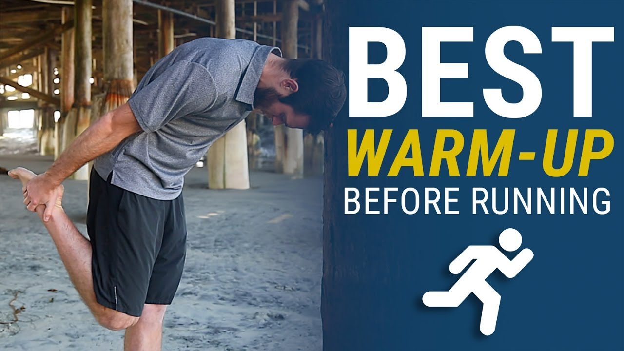 How To Warm Up for Your Run WITHOUT Stretching | It\'s Science - YouTube