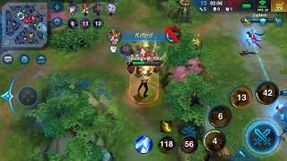 HEROES ARENA LONG SPECIAL COMMANDER GAMEPLAY