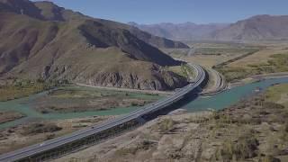 航拍西藏 Tibet