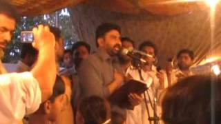 Syed Raza Abbas Shah - Parda Duniya Ko Sikhanay Wali